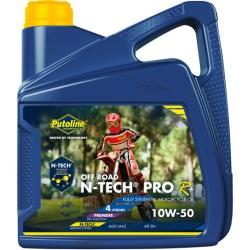 Mootoriöljy 4t. N-Tech Pro R+ Off Road 10w-50